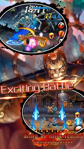monkey king – demon battle screenshot 2