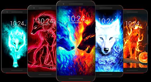 Wolf Wallpaper HD 13 Screenshots 2