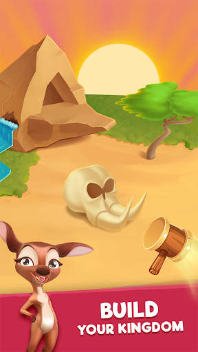 Animal Kingdom: Coin Raid screenshots 2