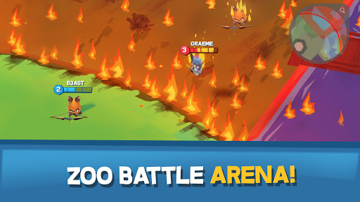 Zooba: Free-for-all Zoo Combat Battle Royale Games apkpoly screenshots 5