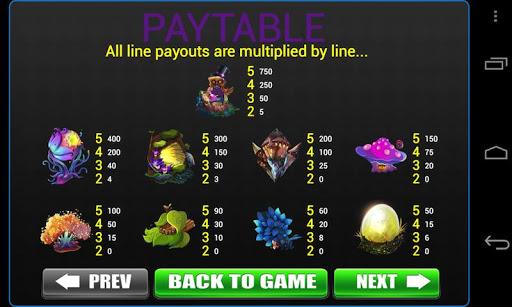 Magic Forest Slot Machine Game - Free Vegas Casino filehippodl screenshot 4