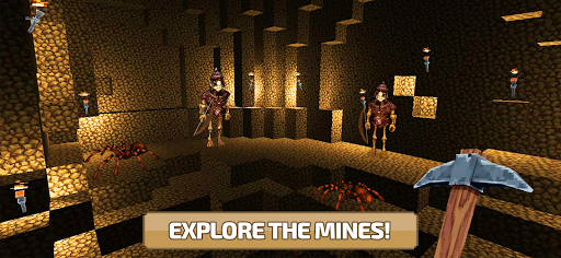 Craft World 3D: Free Block Craft Mini World games! apklade screenshots 2
