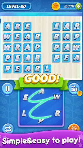 words puzzle: connect screenshot 2