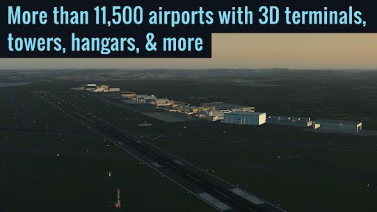 X-Plane Flight Simulator Mod Apk 11.7.0 (Unlocked All Modes) 4