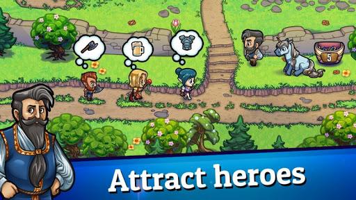 Télécharger Hero Park  APK MOD (Astuce) screenshots 1