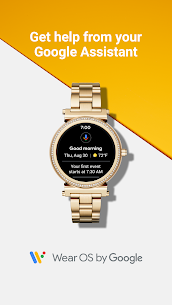 Wear OS by Google Smartwatch (was Android Wear) 5