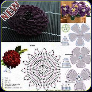 Crochet Flower Pattern Ideas 1.0.2