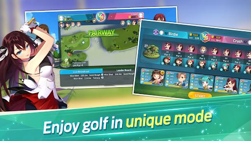 Birdie Crush: Fantasy Golf 2.0.4 screenshots 4