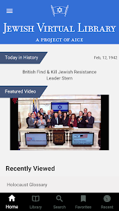 Jewish Virtual Library  For Pc – (Windows 7, 8, 10 & Mac) – Free Download In 2020 1