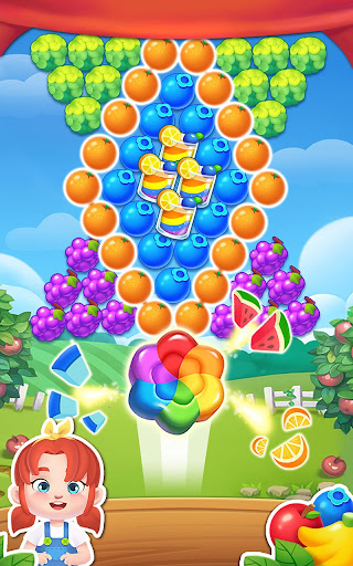 Bubble Blast: Fruit Splash 1.0.10 screenshots 22