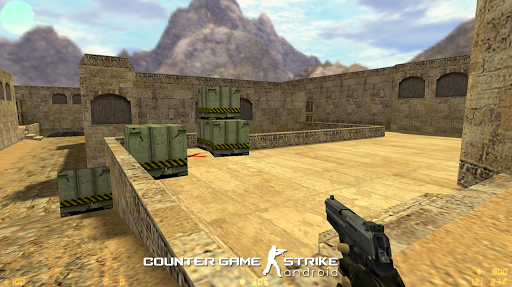 Counter Game Strike CS: Counter Terrorist Mission screenshots 3