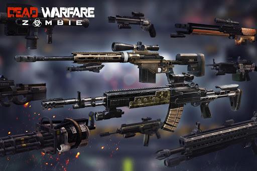 DEAD WARFARE: RPG Zombie Shooting - Gun Games  screenshots 1