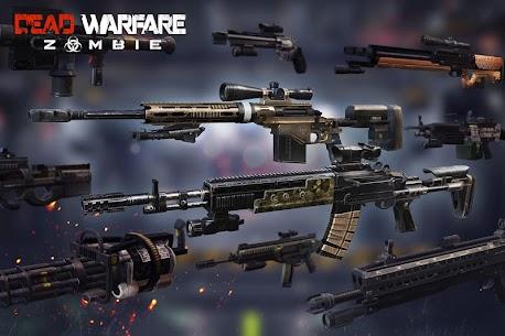 DEAD WARFARE: Zombie Shooting 2.21.7 Mod Apk [Unlimited Ammo/Health] 1