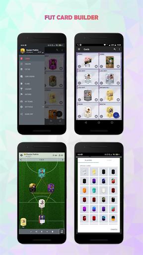 FUT Card Builder 20 6.0.1 screenshots 7