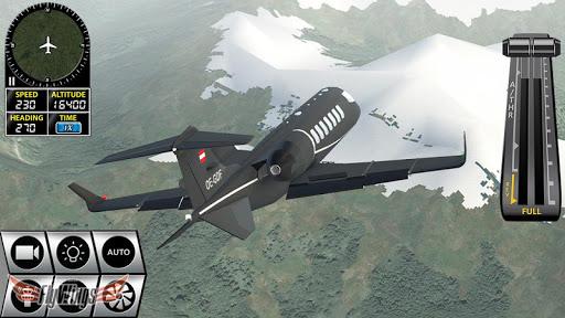 Flight Simulator 2016 FlyWings Free apkdebit screenshots 3