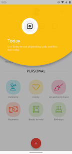 Memorigi: To-do List, Tasks, Calendar, & Reminders (PREMIUM) 5.0.33 Apk 4