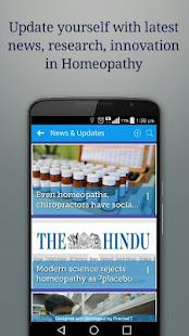 HomeoApp - for every Homeopath