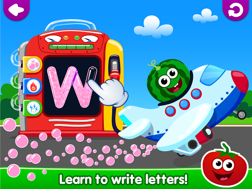 Funny Food!ud83eudd66learn ABC games for toddlers&babiesud83dudcda 1.8.1.10 screenshots 11