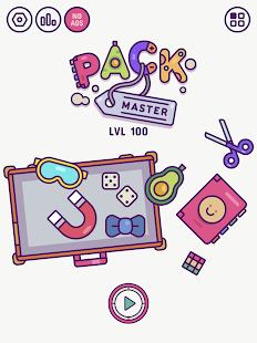 Pack Master Screenshot