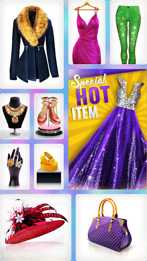 Fashion Games - Dress up Games, Stylist Girl Games screenshots 4