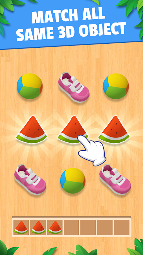 Match Triple 3D - 2021 Match puzzle game apktreat screenshots 1