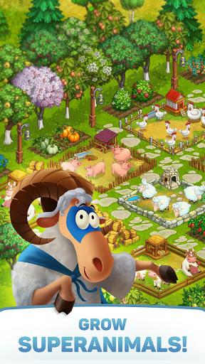 Superfarmers: happy farm & heroes city building ud83cudf3b android2mod screenshots 2