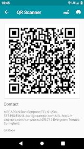 QR & Barcode Reader (Pro) v2.6.9-L MOD APK by TeaCapps 4