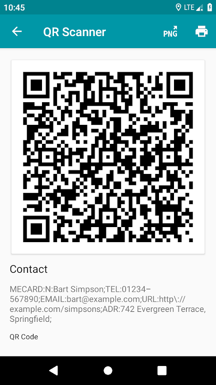 QR & Barcode Reader (Pro)  poster 3