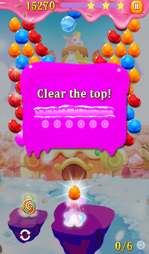Candy Shooter - Bubble Pop 2020 apkslow screenshots 5
