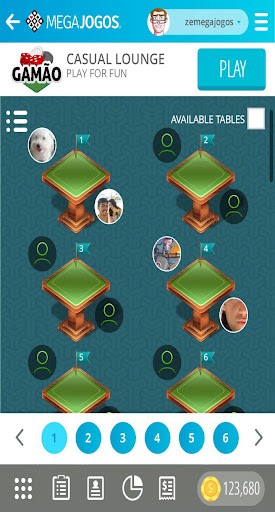 Backgammon Online - Board Game 103.1.39 screenshots 6