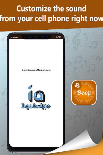 beep ringtones, beep sound 1.6 screenshots 1