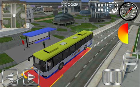 City Bus Simulator USA Apk Download 1