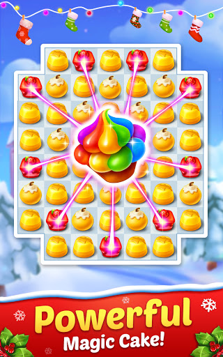 Cake Smash Mania - Swap and Match 3 Puzzle Game 3.0.5050 screenshots 18