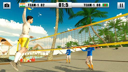 Volleyball 2021 - Offline Sports Games apkpoly screenshots 8