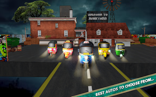 Bicycle Rickshaw Simulator 2019 : Taxi Game 4.0 Screenshots 22