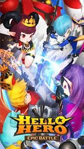 Baixar Hello Hero Epic Battle APK 4.3.2 – {Versão atualizada} 1