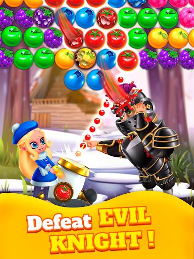 Bubble Shooter Princess Pop - Balloon & Ball Blast 5.3 screenshots 21
