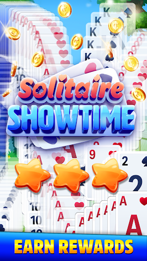 Solitaire Showtime: Tri Peaks Solitaire Free & Fun  screenshots 14