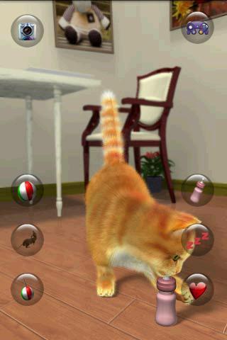 Talking Lovely Cat  screenshots 5