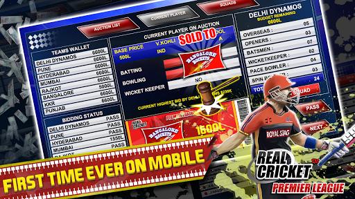 Real Cricketu2122 Premier League  Screenshots 3
