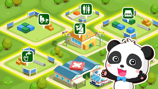 Baby Panda Earthquake Safety 2 8.57.00.00 Screenshots 2
