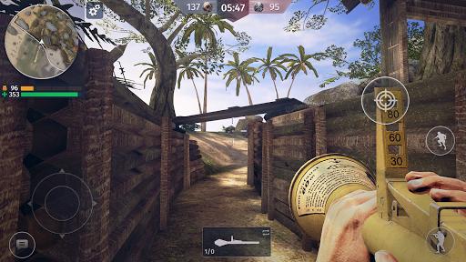 World War 2 - Battle Combat (FPS Games) modavailable screenshots 4
