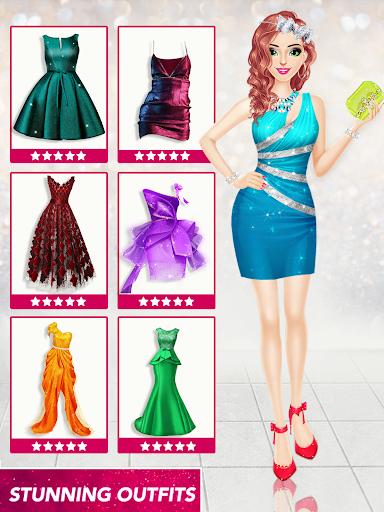 Model Fashion Stylist: Dress Up Games 0.19 screenshots 3