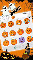 Scary Halloween Emoji Stickers