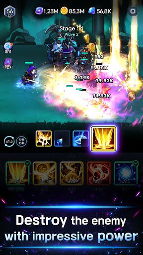 Shadow Knights : Idle RPG  screenshots 3