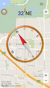 Smart Compass Pro 2.7.3 Apk 4