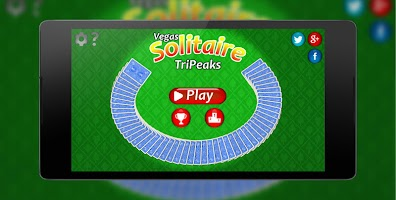 Solitaire TriPeaks - Free Card Game