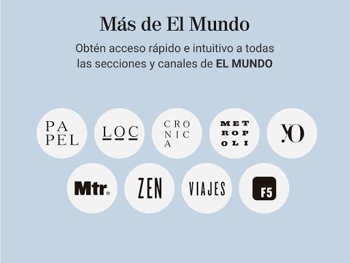 El Mundo - Diario lu00edder online 5.0.24 Screenshots 12