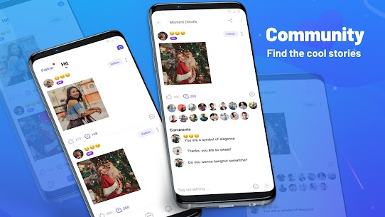 MICO: Make Friend, Private Live Chat & Live Stream MOD APK V6.2.5.9 – (Unlimited Coins) 2