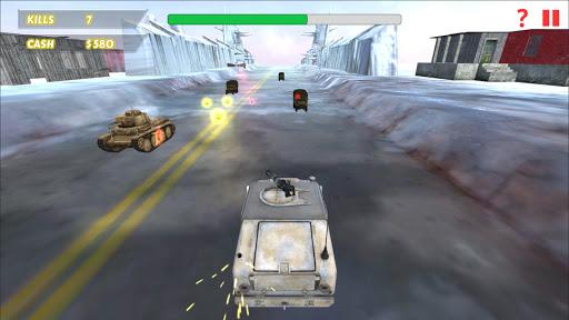 Car Racing Shooting Game  screenshots 3